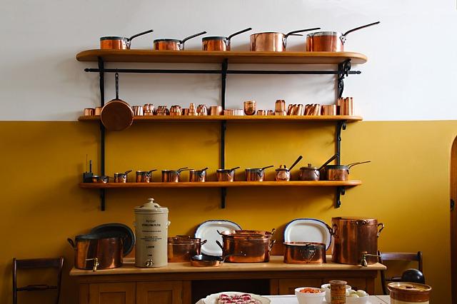 Some necessary kitchen equipment to buy!