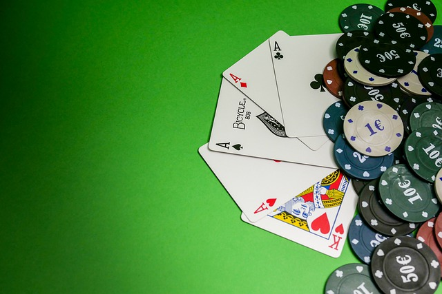 Online gambling- 5 different casino games