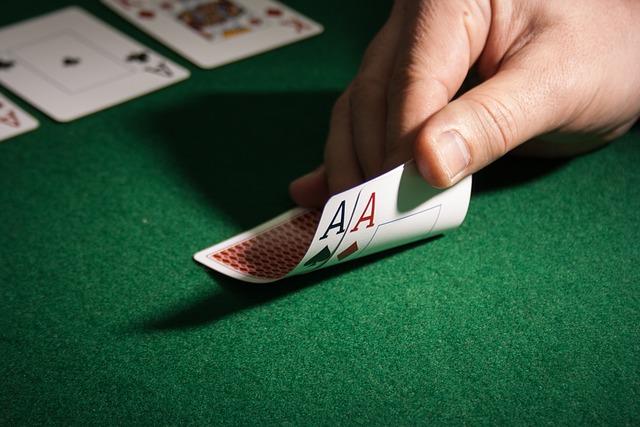 Progress from Live Poker Games